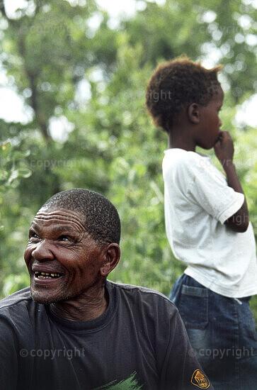 bushmen, land rights, environment