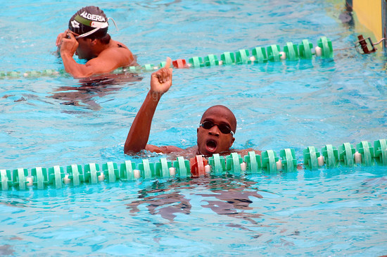 2006/09/11. 8th African Swimming Championships.