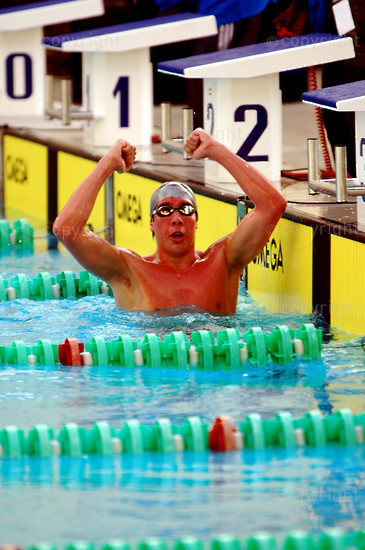 2006/09/16. 8th African Swimming Championships.