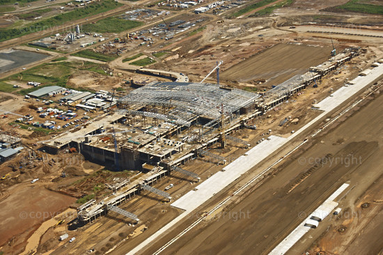 La Mercy / KSIA - International Airport, Durban, S.A.