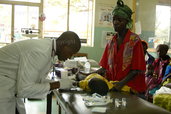 malaria infections
