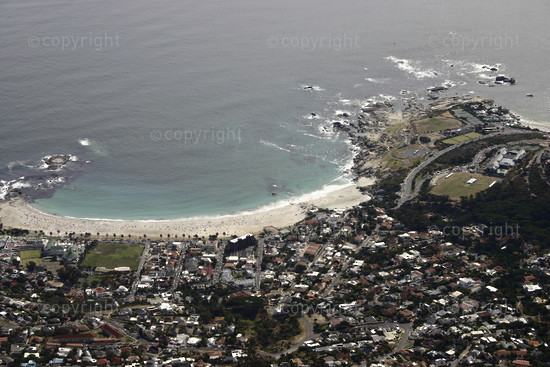 Camps Bay and Maiden's Cove