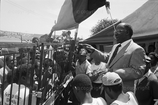 Political Releases, ANC Leader, Robben Island, Soweto