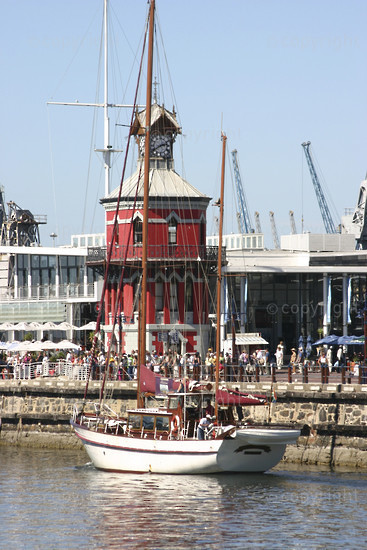 Clock Tower - V&A Waterfront