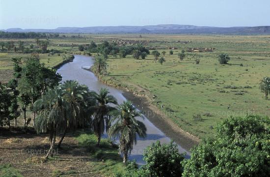 Awash river, Assaita, Afar region, Ethiopia