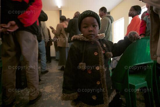 Sotho child