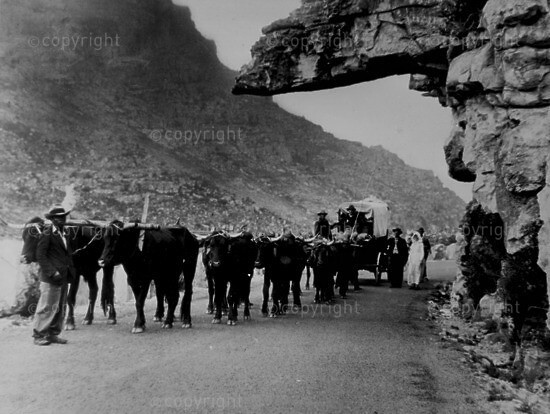 Commemoration of the Great Trek in Bain's Kloof Pass