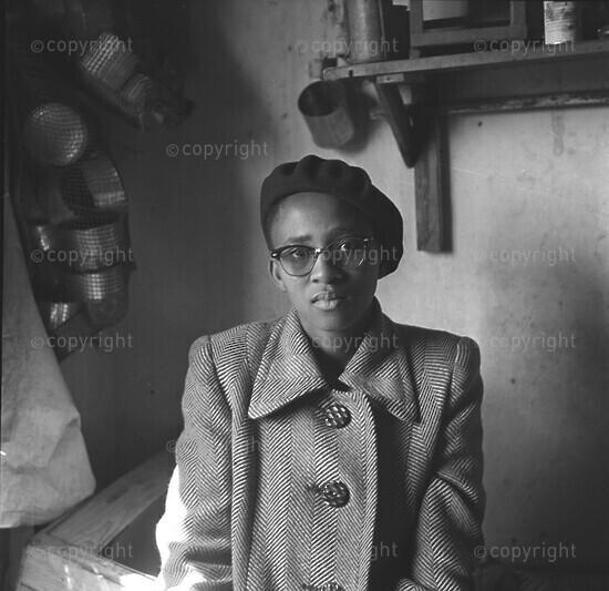 The Shut-Down On African Education  - Mrs J. Motsenyane
