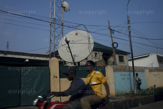 Technology and football in Lagos, Nigeria