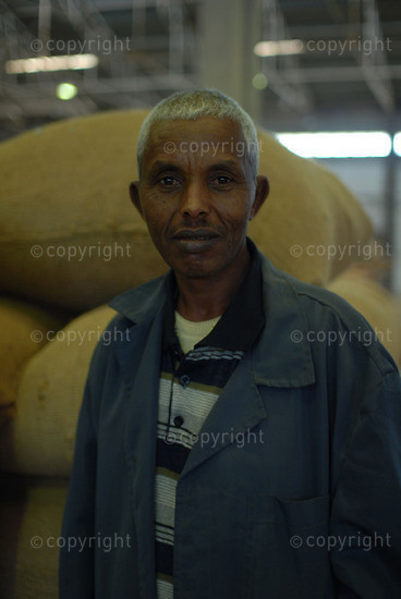 Central warehouse, Addis Ababa