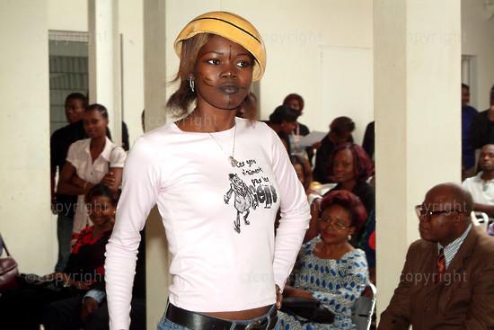 2006/07/05. Eighth edition of FESCARHY begins in Yaounde.